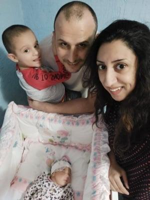 Подарък за първото бебе за 2021 в Русе