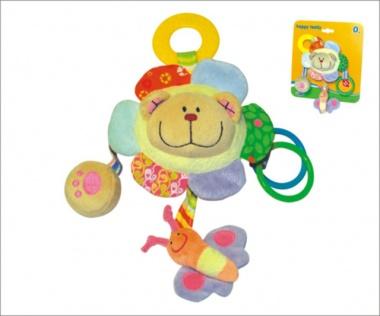 Мека играчка Happy Teddy 81137