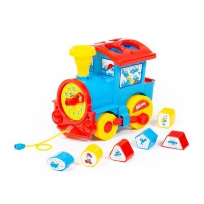 Сортер локомотив The Smurfs 64363