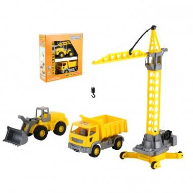 """Кран трактор и камион """"Агат"""" 57150"""