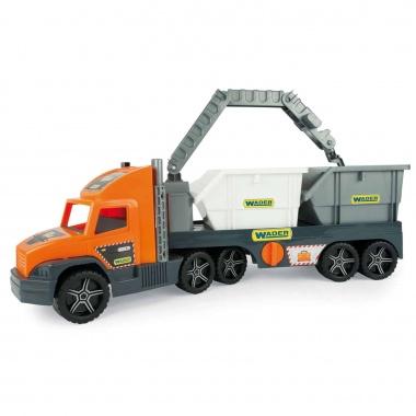 Автовоз на кофи за Смет Tech Truck 36760