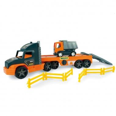 Автовоз на самосвал Tech Truck 36710