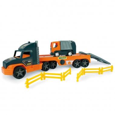Автовоз с камион за смет 36730