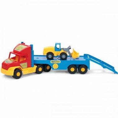 Камион с платформа Super 36520