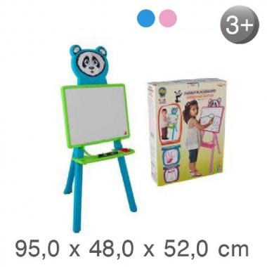 Дъска за рисуване Панда син 03418