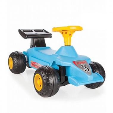 Кола за бутане Формула син 06808