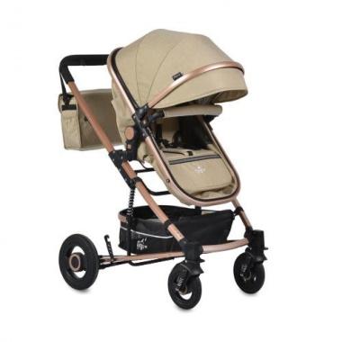Комбинирана количка Gigi бежов
