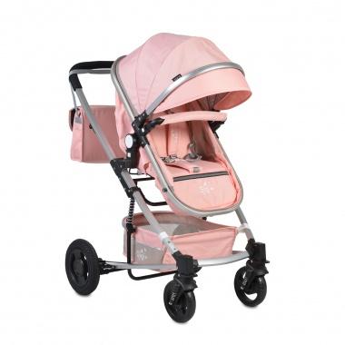 Комбинирана количка Gigi розов
