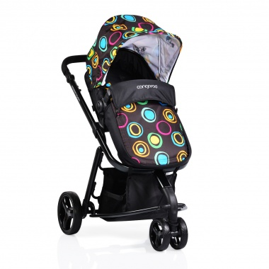 Комбинирана количка Sarah черен