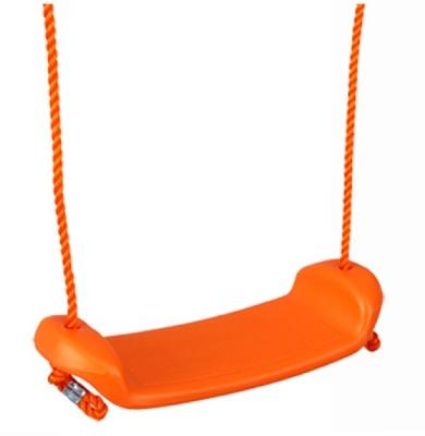 Люлка с въжета оранжев 06116