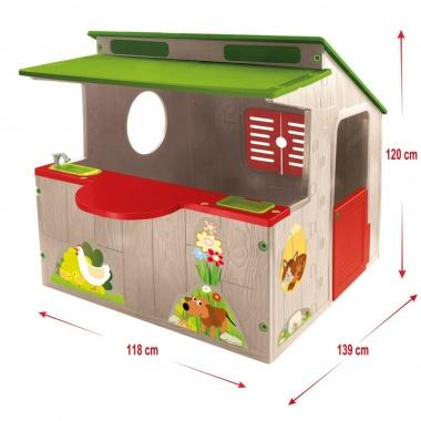 Къща с кухня 11392
