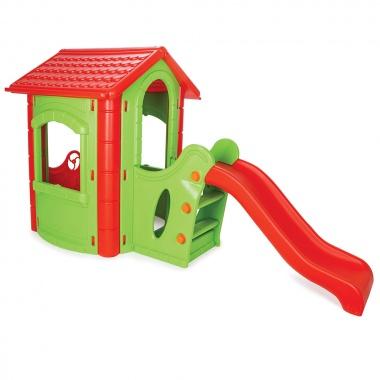 Пързалка с къща 06432