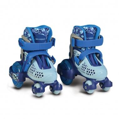 Кънки Little Beetle Blue Boy (26-29)