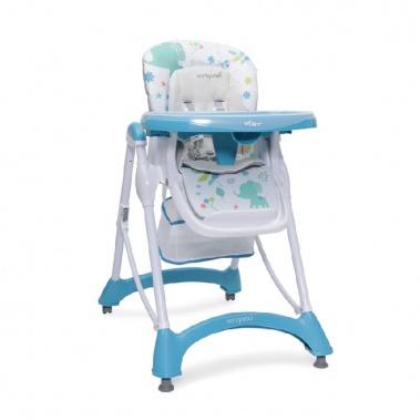 Стол за хранене Mint син