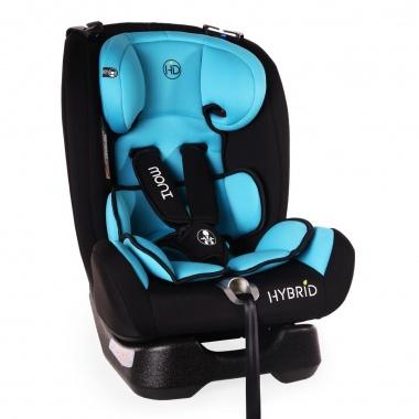 Стол за кола Hybrid син