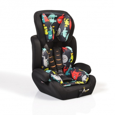 Стол за кола Ares зелен
