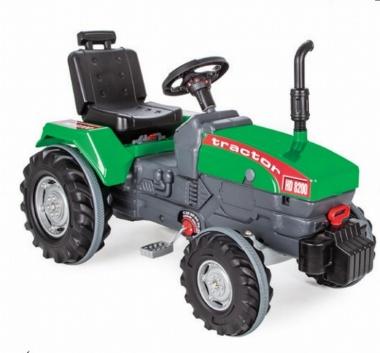 Трактор с педали 07294 зелен