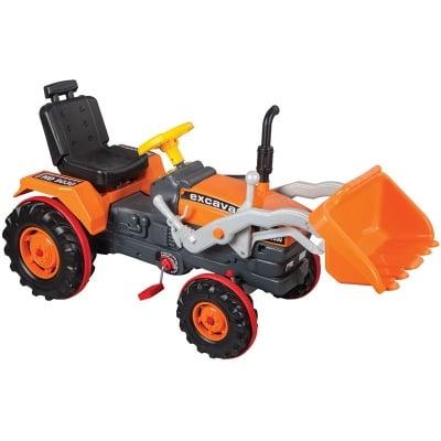 Трактор с педали и фадрома 07297