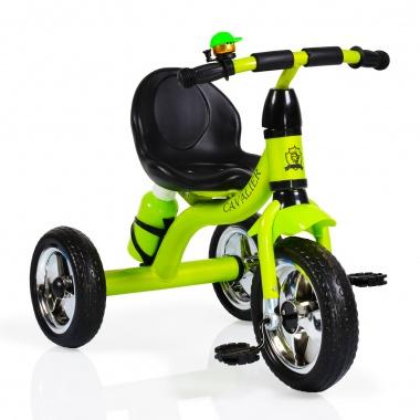 Триколка Cavalier зелен