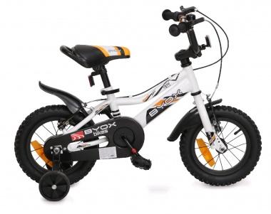 Детски велосипед 12 Prince бял