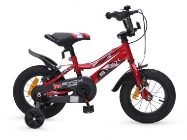Детски велосипед 12 Prince червен