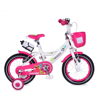 Детски велосипед 1481 розов