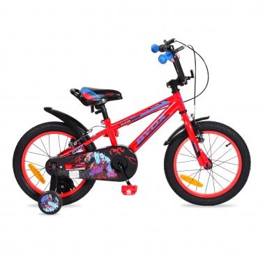 Детски велосипед 16 Monster червен