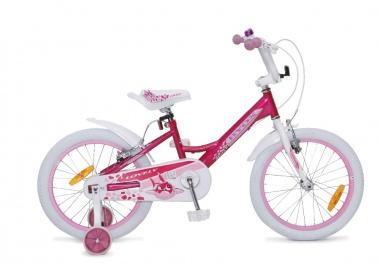 Детски велосипед 18 Lovely роз