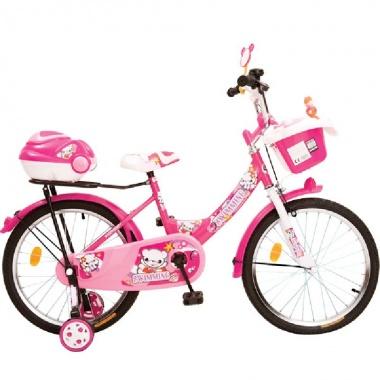 Детски велосипед 2082 циклама