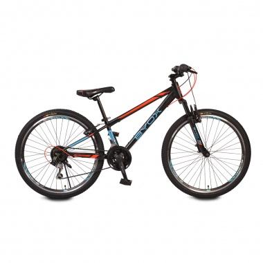"Велосипед 26"" Master син/червен"