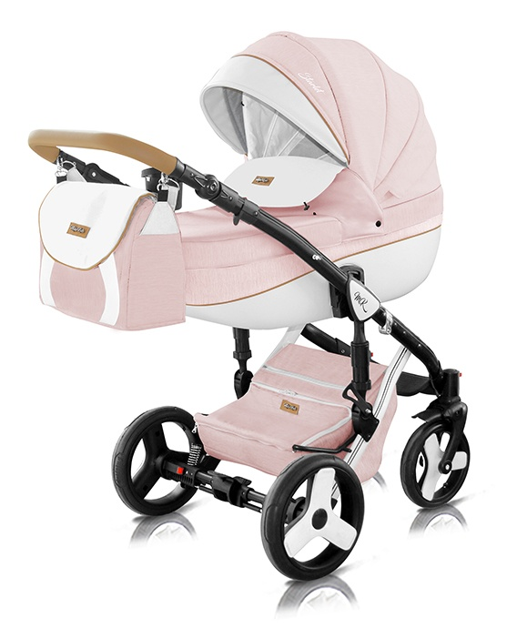 Milu Kids - Бебешка количка 2в1 Starlet plus 33