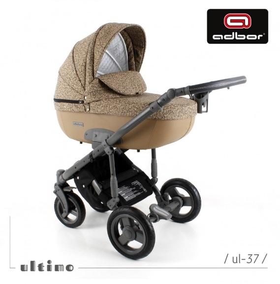 Adbor - Бебешка количка 3в1 Zarra Ultimo UL37