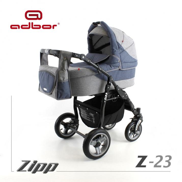 Бебешка количка 2в1 Zipp z23
