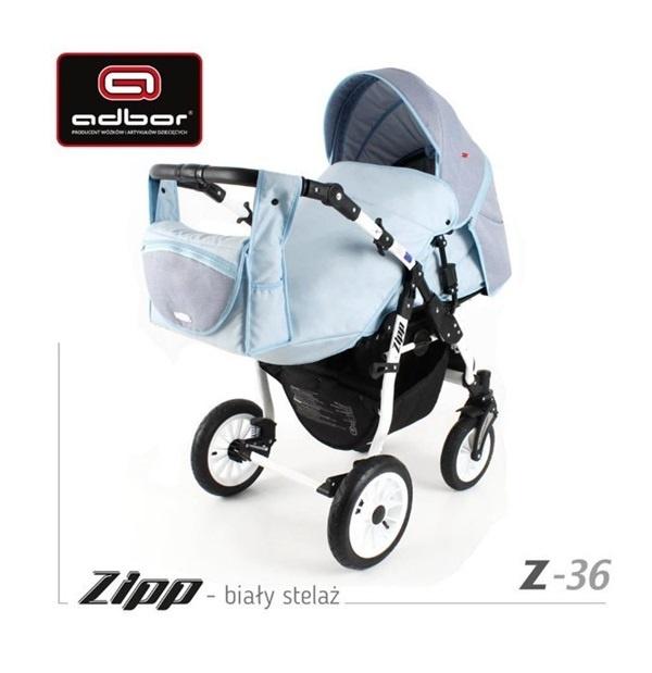 Бебешка количка 2в1 Zipp z36