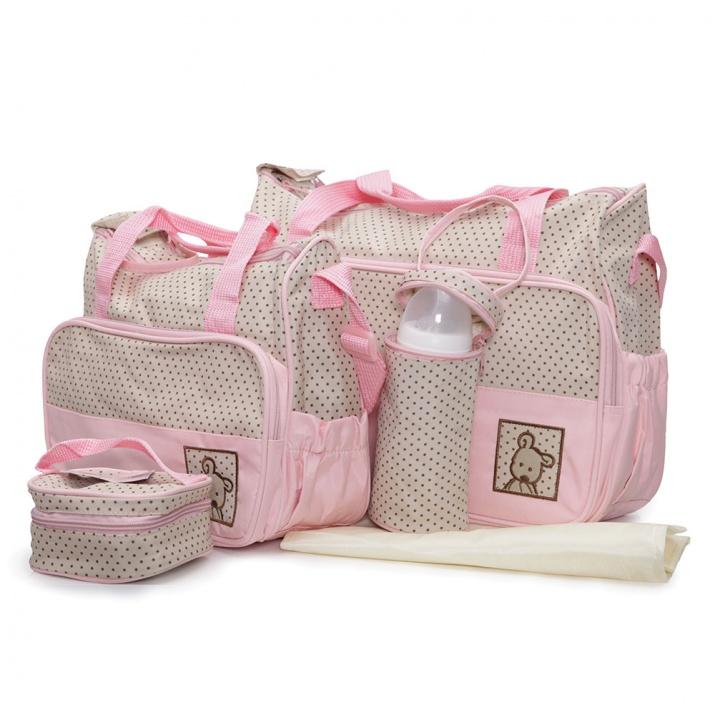 Чанта Stella розов