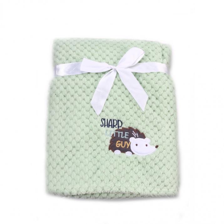 Одеяло 110/80 cm Freya зелен