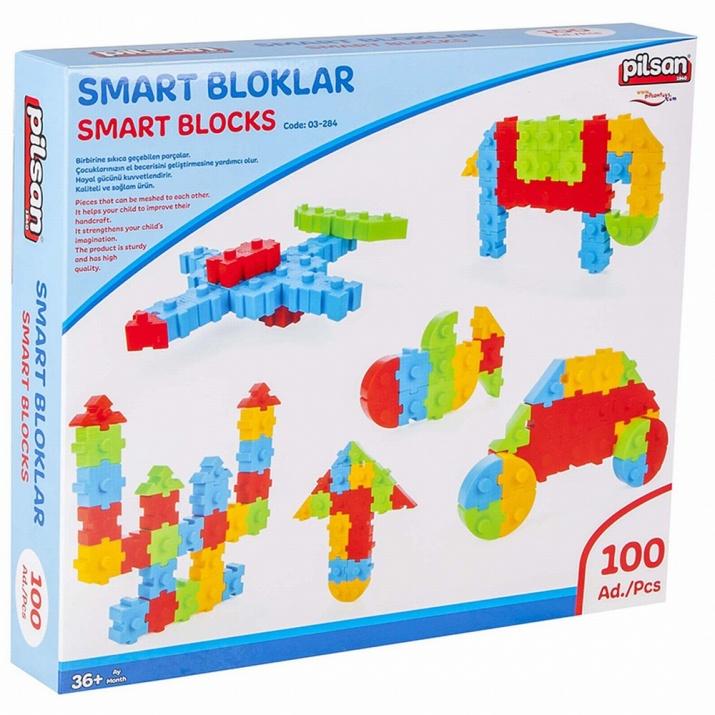 Конструктор Smart (100 части) 03295/03284