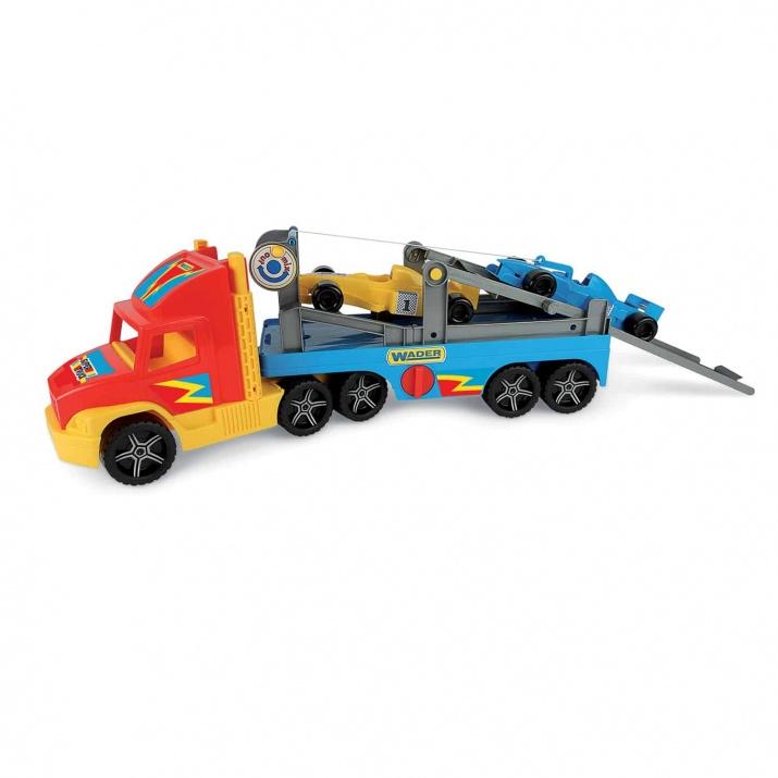 Автовоз с F1 Кола Super 36620