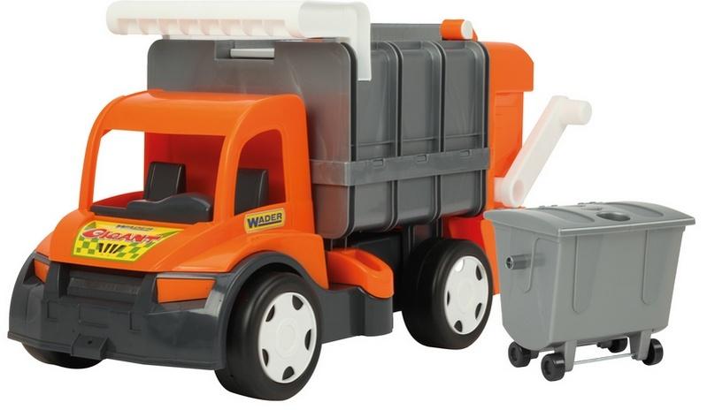 Боклукчийски камион Гигант 67016