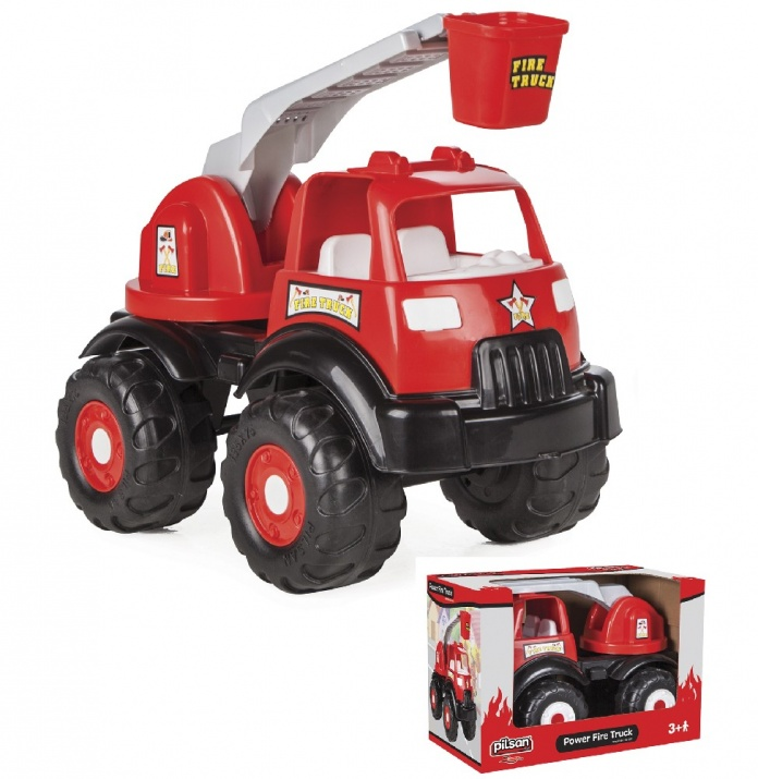 Камион Power пожарен 06519
