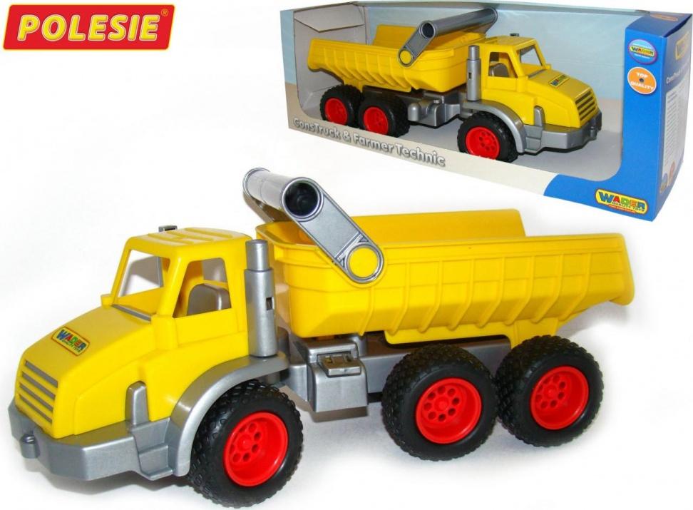 Камион самосвал триосов FarmerTechnic 37725
