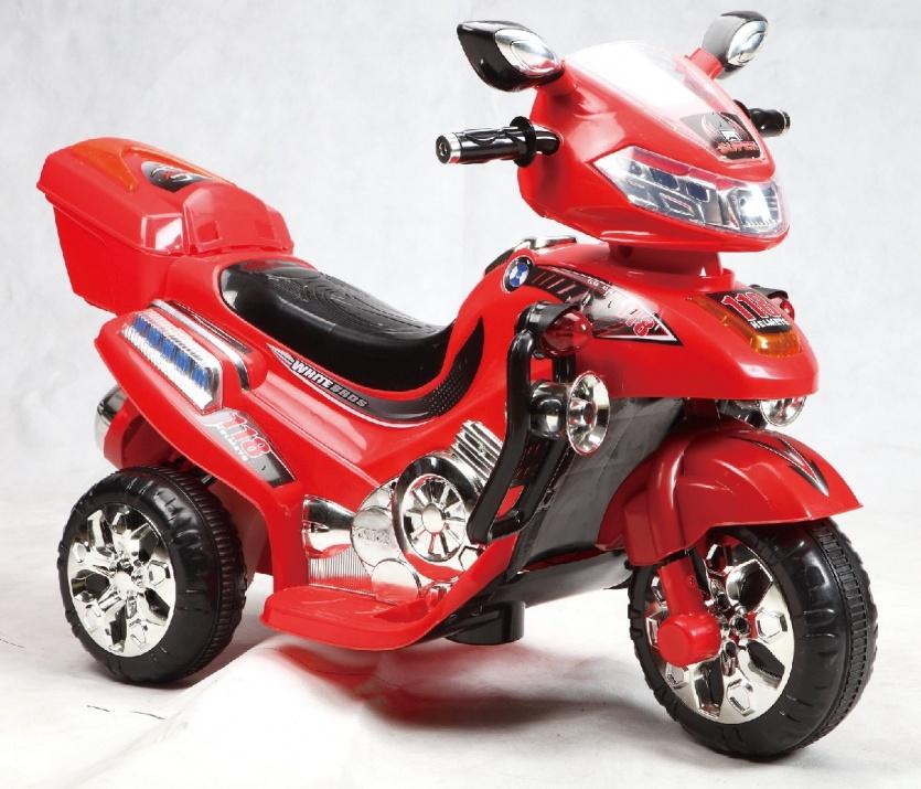 Акумулаторен мотор C031 червен