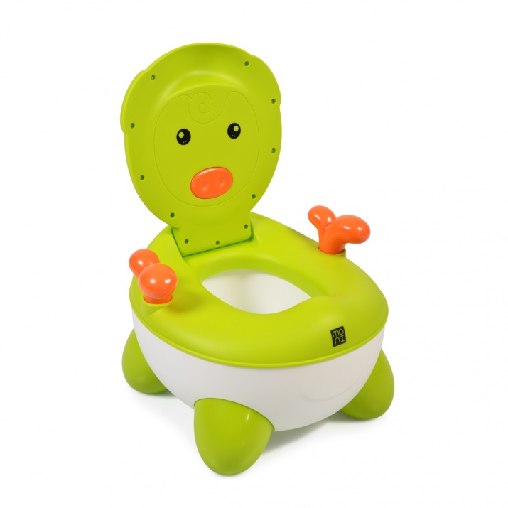 Гърне The Piglet зелен QC9916