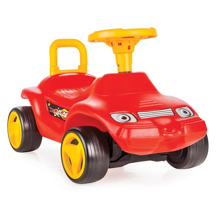 Кола за бутане Oto Jet червен 06806
