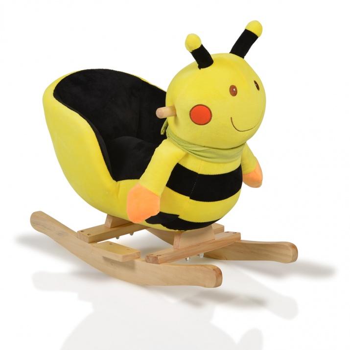 Люлка плюшена Bee