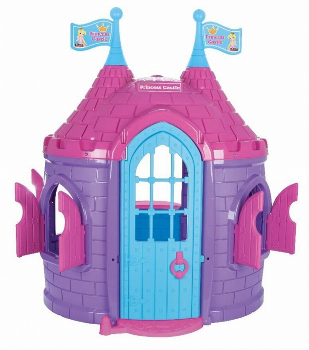 Замък на Принцеса розов 07963