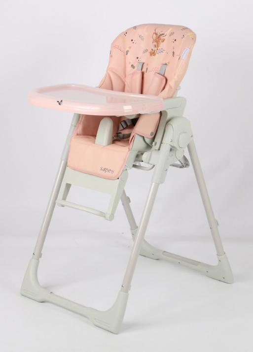 Стол за хранене Aspen 2 в 1 розов
