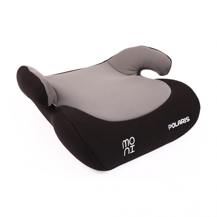 Стол за кола Polaris сив