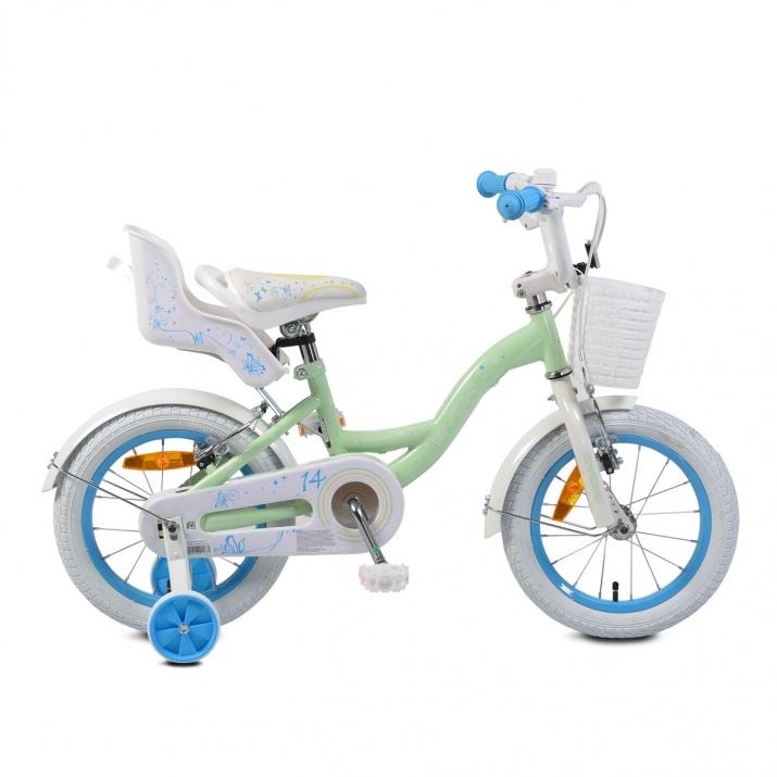 Детски велосипед 14 Flower тюрк