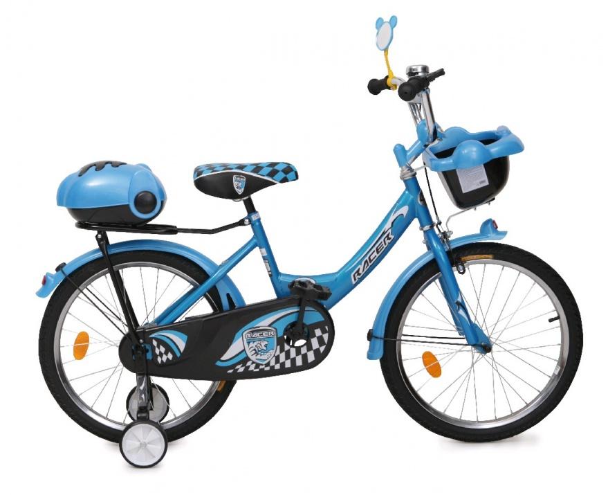 Детски велосипед 2082 син